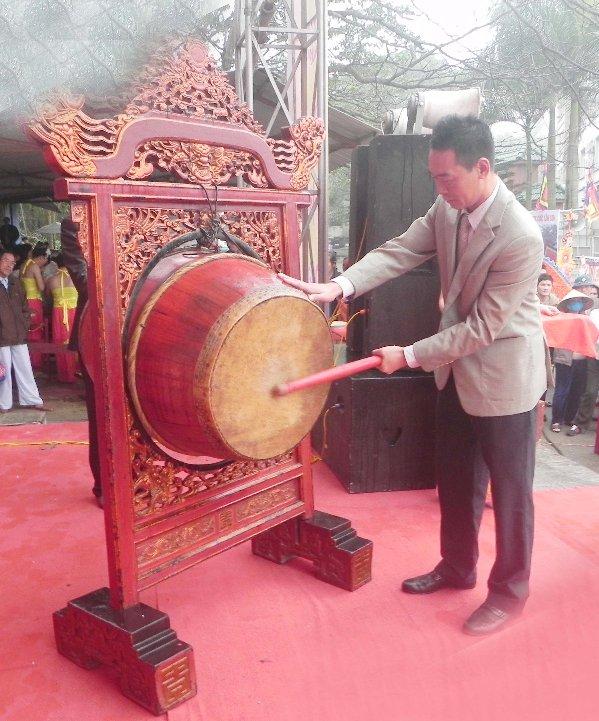 Khai mạc Lễ hội Cầu phúc Đền Độc Cước Xuân Giáp Ngọ 2014