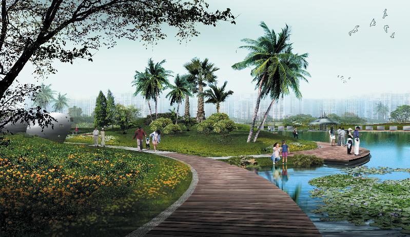 Khu du lịch sinh thái Quảng Cư