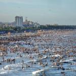 Sầm Sơn bãi biển đẹp và sạch – Hưởng ứng chiến dịch nói không với sừng tê giác
