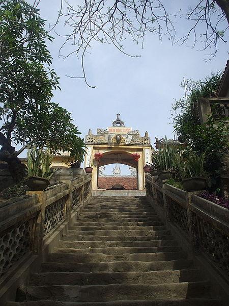 Đền Độc Cước ở Sầm Sơn Thanh Hóa