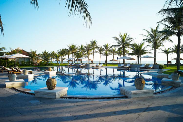 Khu vạn chài Resort là điểm nghỉ dưỡng thú vị