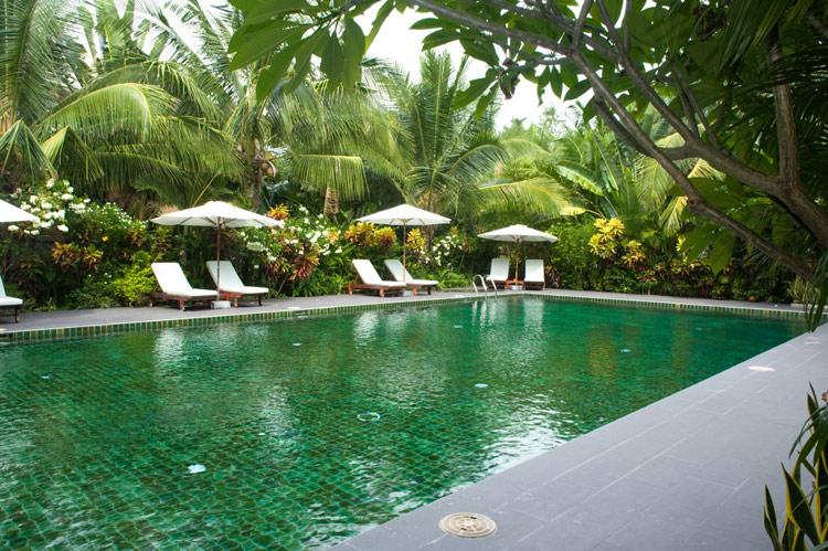 Một góc ảnh của Vạn Chài Resort