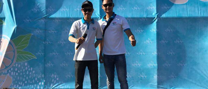 Du lịch Khát Vọng Việt tổ chức teambulding tại Biển Hải Tiến