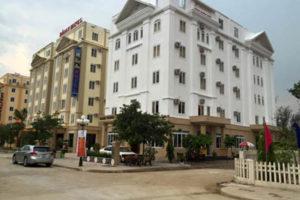Khách sạn Hoàng Phương với thiết kế đầy sang trọng