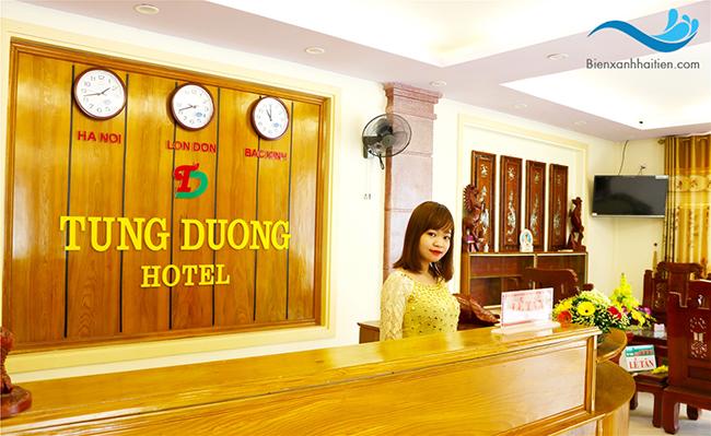 Khách sạn Tùng Dương, Hải Tiến, Thanh Hóa
