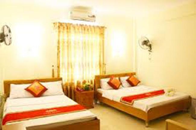 Khách sạn Tùng Dương với thiết kế tự nhiên, thoải mái