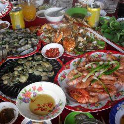 Thưởng thức những hải sản đặc biệt tại Sầm Sơn